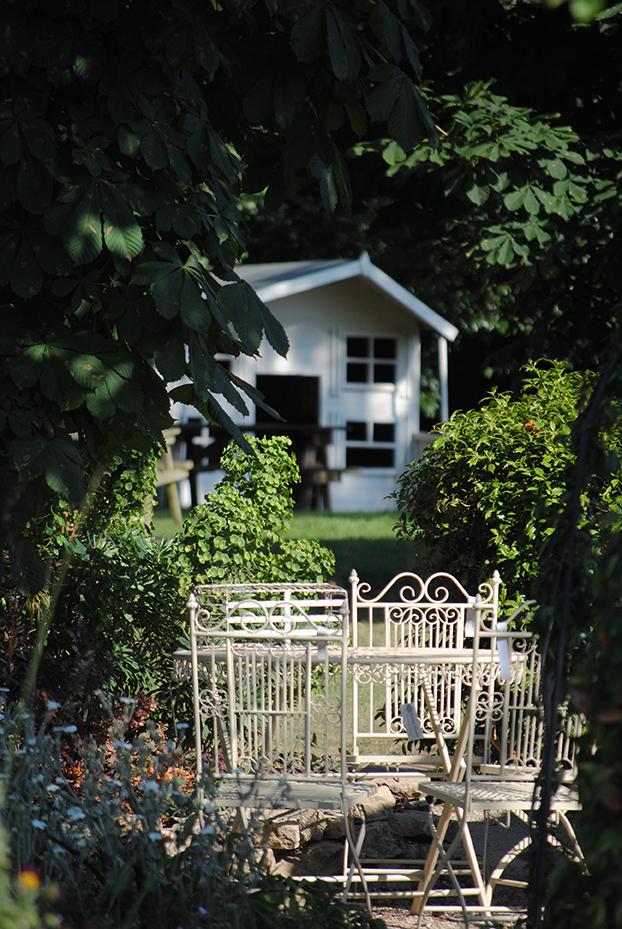 Dorney Court Kitchen Garden