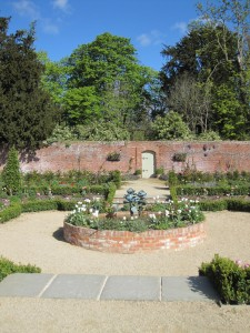 Dorney Court Kitchen Garden