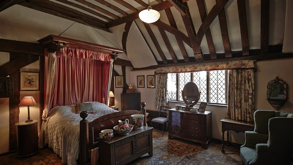Dorney Court Bedroom Interior