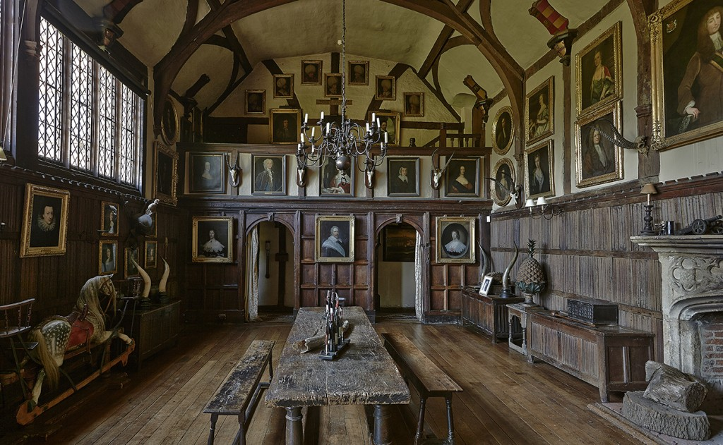 Dorney Court Great Hall