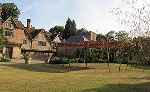 Dorney Court Event Garden Marquee